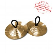 Crotales Turcs 58mm Bronze
