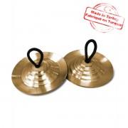 Finger Cymbals 58mm - Bronze