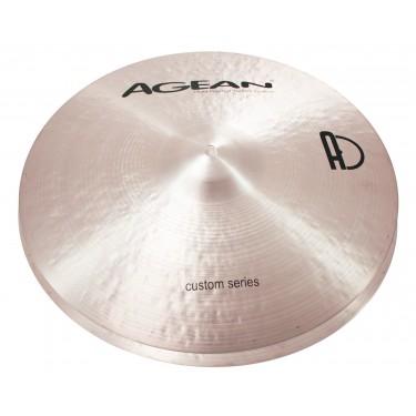 """Hi Hat Rock 14"""" Custom"""