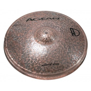 "14"" Hi Hat Jazz Natural"