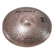 "14"" Hi Hat Rock Natural"