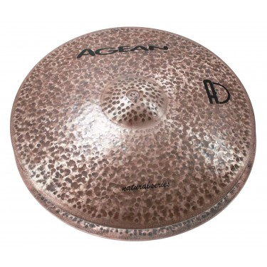 "15"" Hi Hat Jazz Natural"