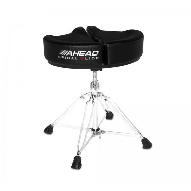 SPG-BL-4 Drum Throne Spinal-G Black - 4 Legs Base