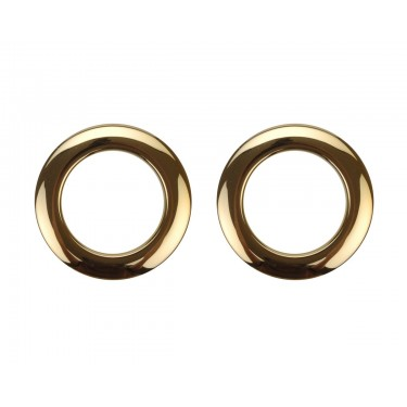 "HBR2 - 2"" Brass (x2) Hole Reinforcement System"