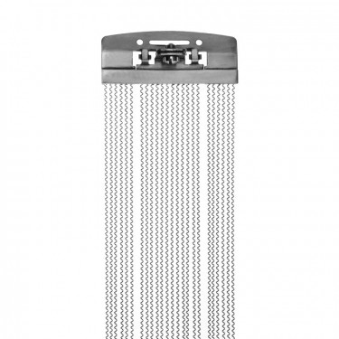 """FCS12 12"""" Snare Wires - 24 Strands Dual-Ajustable Carbon with Pitch"""