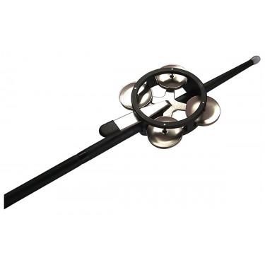 Attachable Tamborine for Drumsticks