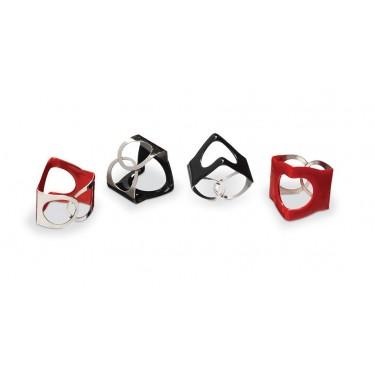 Tilter Pinch Clip Red (X3)