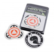BBTP Triad Pad - Bass Drum Batter Badge