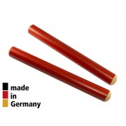 Claves Beech 20x2cm Red - 1+