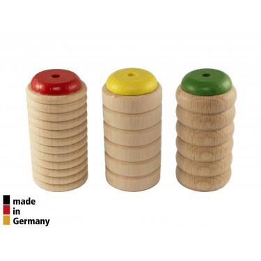 Set of 3 Scrapy Shakers - 1+