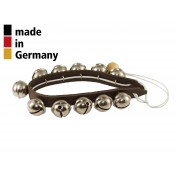 Leather Strap with 11 Bells - 3+