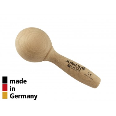 Mini Maracas Beech 13cm - Natural Finish - 1+