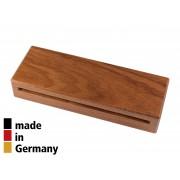 2-Tone Woodblock Bubinga 14.6cm - 3+