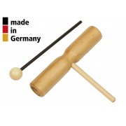 Tone Block Beech 2 Tone with Handle + Beater - 3+