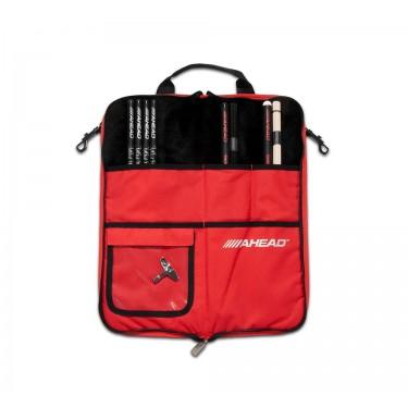 SB4 - Plush Stick Case Pro - Black / Red