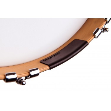 HP180 - Bass Drum Hoop Protection - Rubber