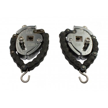 QTCSD - Quick Torque Cam - DW Model Double Pedal