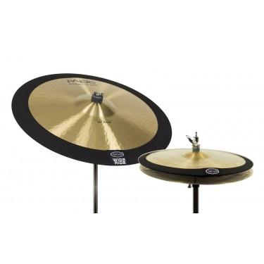 """CM1420Pk - 2-Pack 14/15"""" Hi Hat And 20/21"""" Wide Ride Dampener / Silencer"""