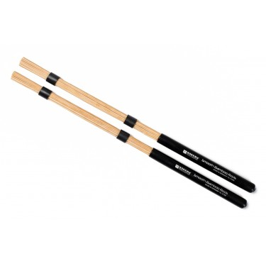 Smooth Bamboo Rods