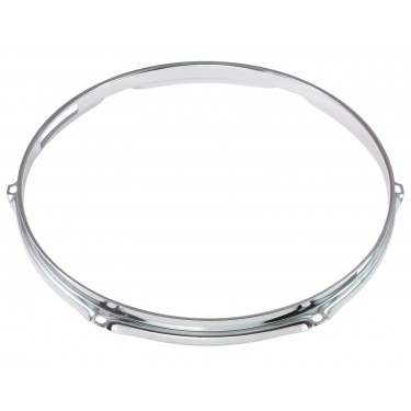 "H16-10-6S - 10"" 6 Holes Snare Side 1.6mm Triple Flange Drum Hoop"