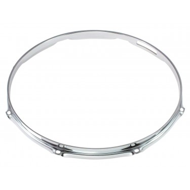 "H16-13-8S - Cercle 13"" 8 Tirants Timbre Triple Flange 1.6mm"