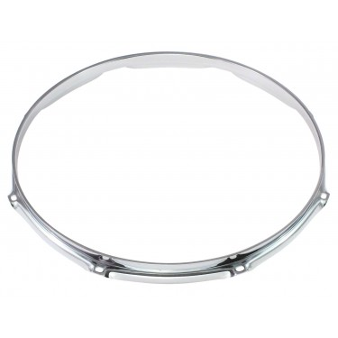 "H16-18-8 - 18"" 8 Holes 1.6mm Triple Flange Drum Hoop"
