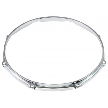 "H23-12-8 - 12"" 8 Holes 2.3mm Super Triple Flange Drum Hoop"