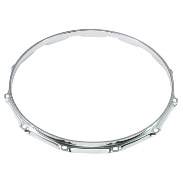"H23-14-12 - 14"" 12 Holes 2.3mm Super Triple Flange Drum Hoop"