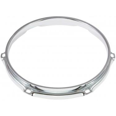 """H23-8-6 - 8"""" 6 Holes 2.3mm Super Triple Flange Drum Hoop"""