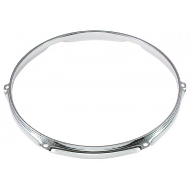 "H30-12-6 - 12"" 6 Holes 3.0mm Super Triple Flange Drum Hoop"