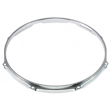 "H30-13-8S - 13"" 8 Holes Snare Side 3.0mm Super Triple Flange Drum Hoop"