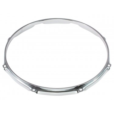 "H30-14-8 - 14"" 8 Holes 3.0mm Super Triple Flange Drum Hoop"