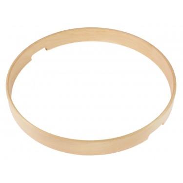 """HM40R-14S - 14"""" Snare Side Maple Drum Hoop"""