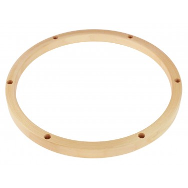 "HMY-12-6 - 12"" 6 Holes Maple Drum Hoop"