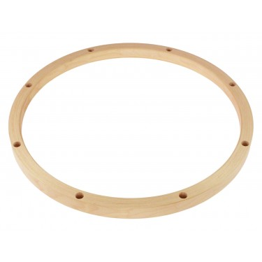"HMY-13-8 - 13"" 8 Holes Maple Drum Hoop"