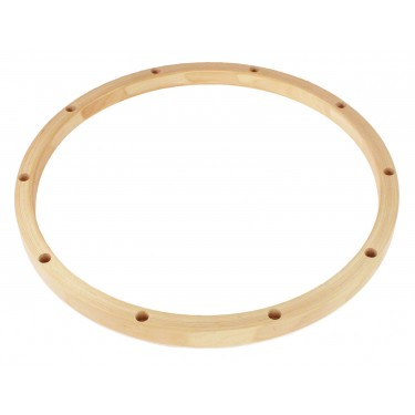"HMY-14-10 - 14"" 10 Holes Maple Drum Hoop"