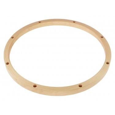 """HMY-16-8 - 16"""" 8 Holes Maple Drum Hoop"""