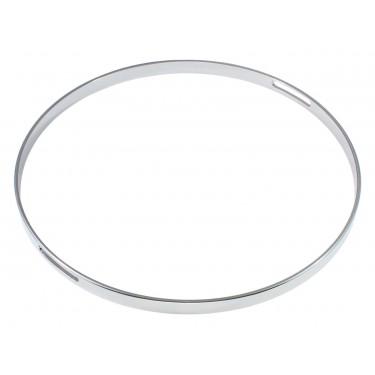 "HNF45-12S - Cercle 12"" Timbre Droit / No Flange 4.5mm"