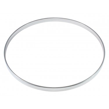 "HNF45-16 - 16"" 4.5mm Straight / No Flange Drum Hoop"