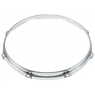 """HS23-15-8 - 15"""" 8 Holes 2.3mm S-Style Triple Flange Drum Hoop"""
