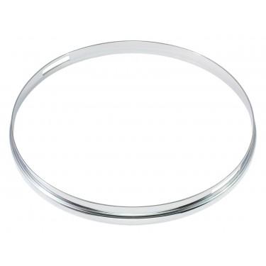 """HSF23-14S - 14"""" Snare Side 2.3mm Single Flange Drum Hoop"""