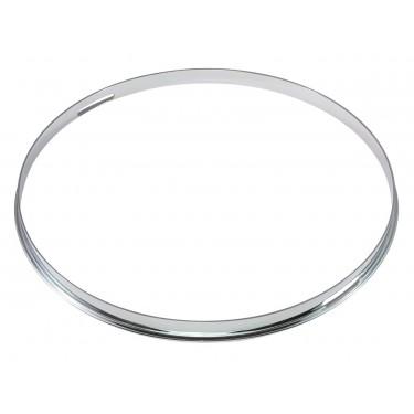 """HSFB23-14SC - 14"""" Snare Side 2.3mm Brass Single Flange Drum Hoop"""