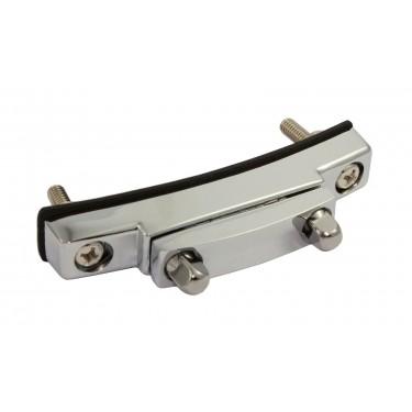 STOB1 - Deluxe Snare Strainer Die Cast Butt Plate 59mm