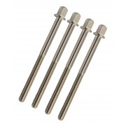 """TRSS-71 - 71mm Tension Rod - Stainless Steel - 7/32"""" Thread (x4)"""