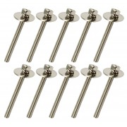 WSC4-42 - M4 42mm - Mounting Screw for Wooden Shell (x10)