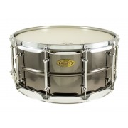 "BK-6514SH - Black Dawg 14"" x 6.5"" Snare Drum - Brass Shell"