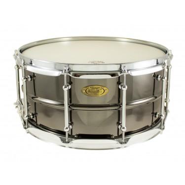 "BK-6514SH - Black Dawg 14"" x 6.5"" Snare Drum - Brass Shell"