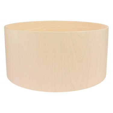 "Maple Shell 6.3mm 18""x12"""