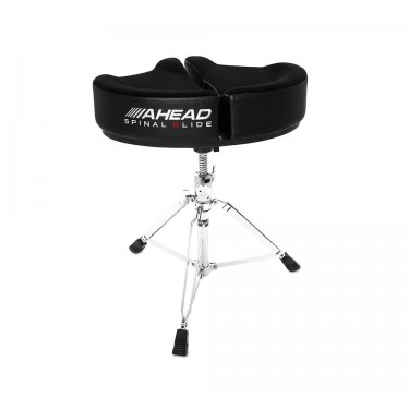 SPG-BL-3 Drum Throne Spinal-G Black - 3 Leg Base