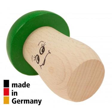 Mushroom Shaker Green - Low Pitch - 1+